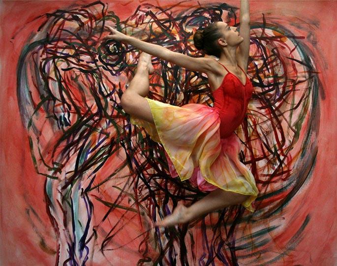 Le Sacre, Shardae Dancing