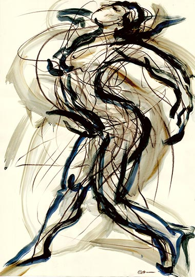 Dance Drawing DDW13