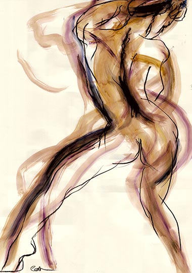 Dance Drawing DDW20