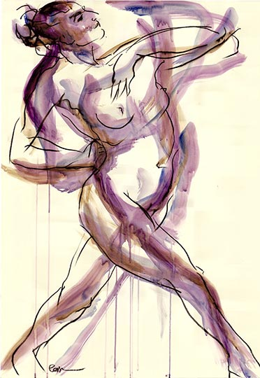 Dance Drawing DDW3